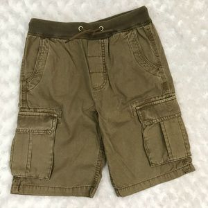 7 For All Mankind 10 Shorts Khaki Athletic Cargo